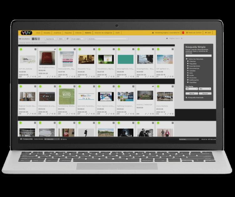Scalability | YUV TV