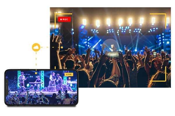 herramientas de streaming de eventos | YUV TV