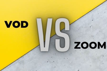 VOD VS ZOOM