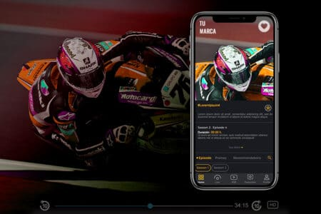 app ott para distribuir video
