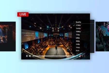 Streaming de evento