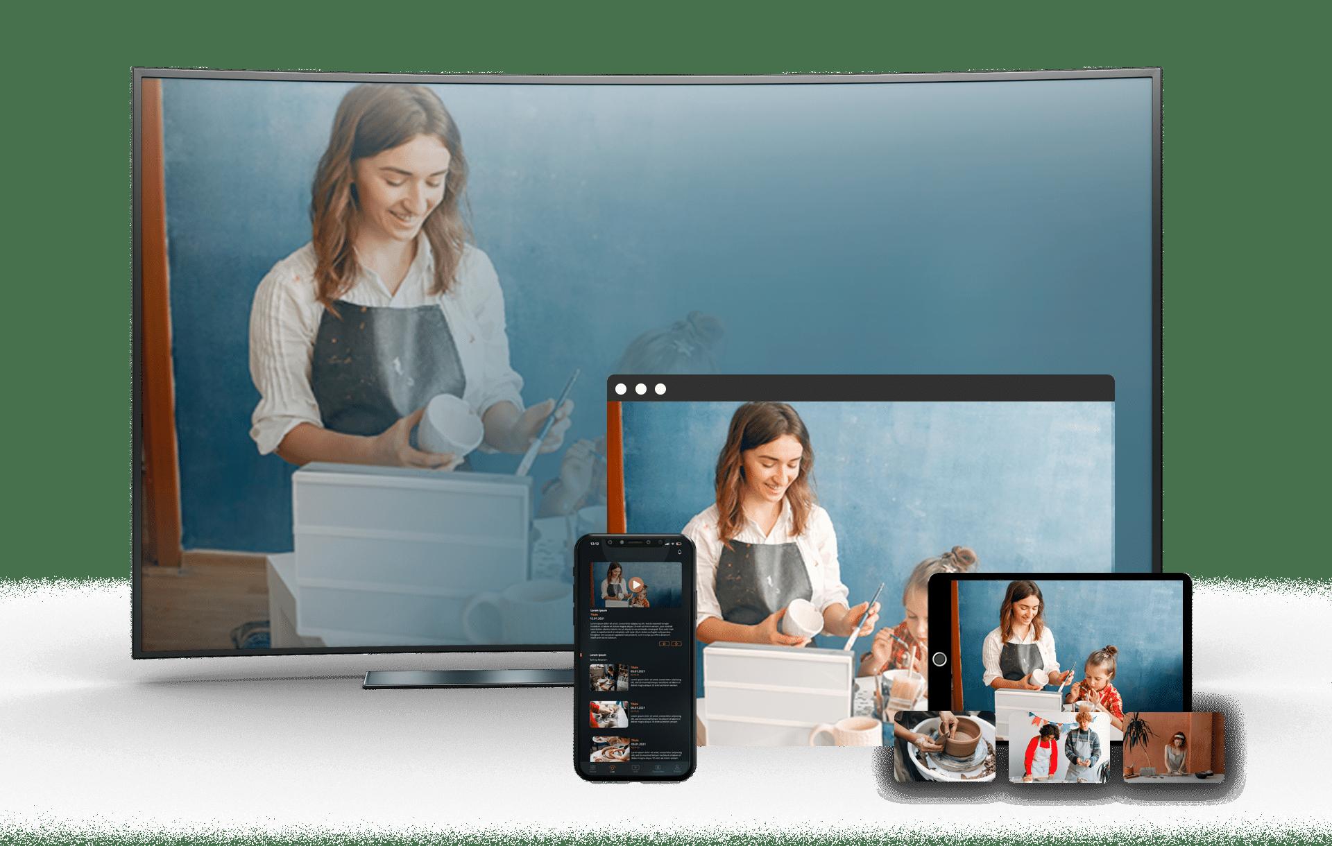Multidispositivo   YUV TV