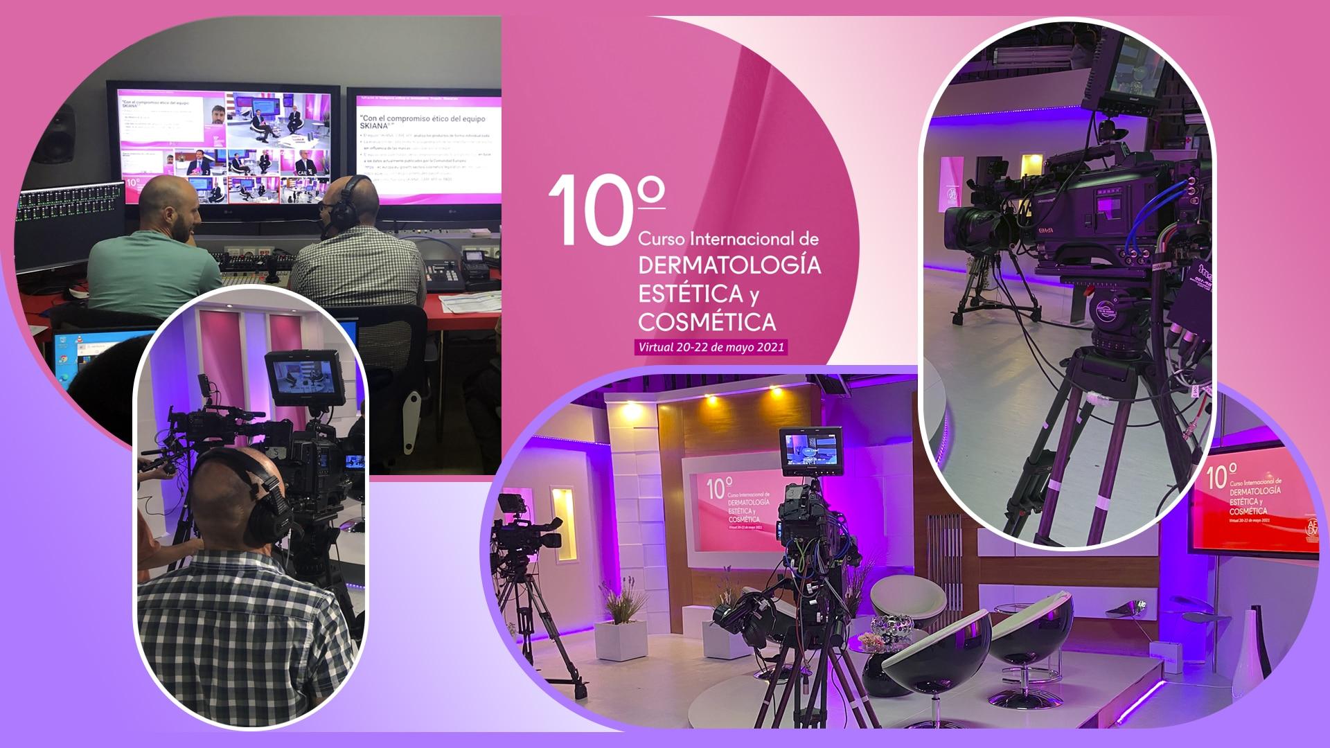 Caso de exito evento en streaming |congreso online | YUV TV