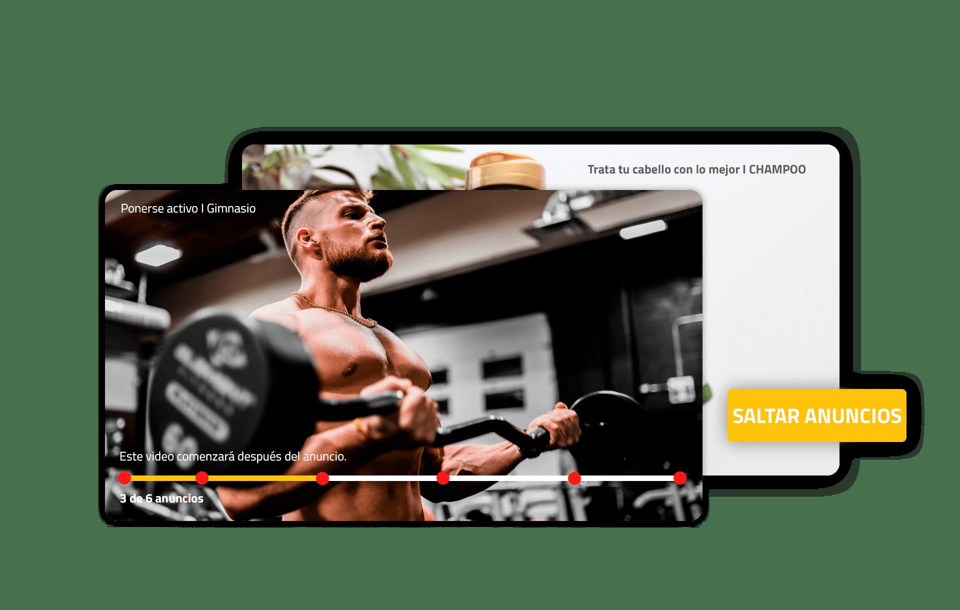 AVOD Plataforma OTT - YUV TV